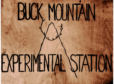 Buck Mountain Experimental Station